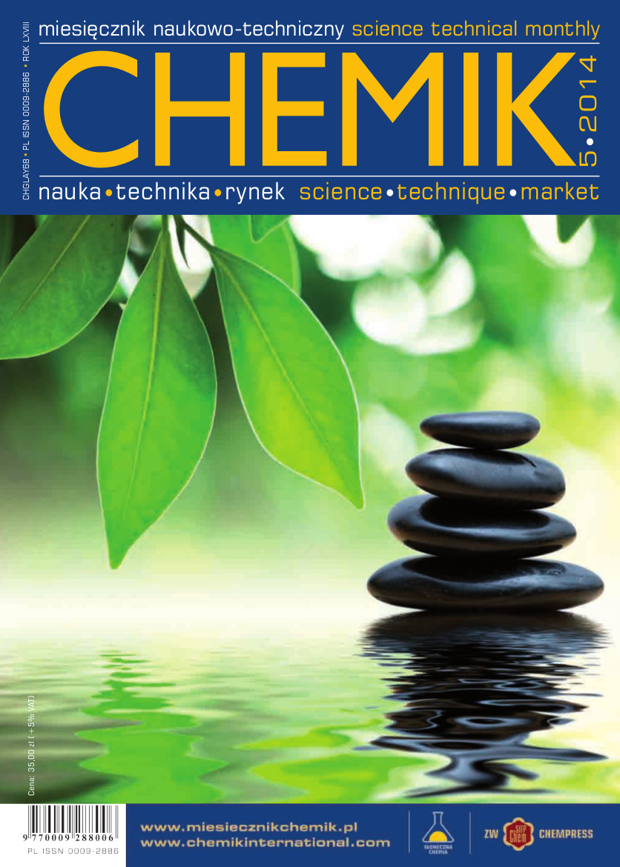 chemik_2014_05-cover